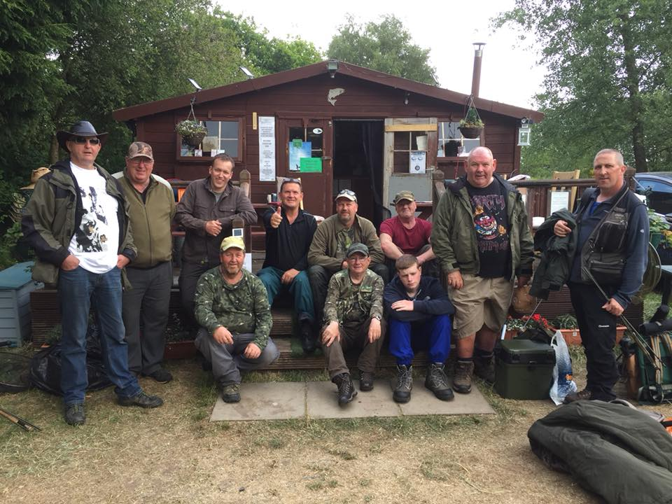 Fly Fishing corporate Days at Kinross Trout Fishery, Scotland