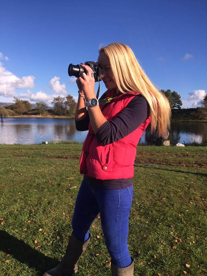 Pam Angus | Web Designer and Graphic Designer | Photography at Kinross Trout Fishery Scotland | Scotlands Top Fly Fishing Venue | Troutmasters Water